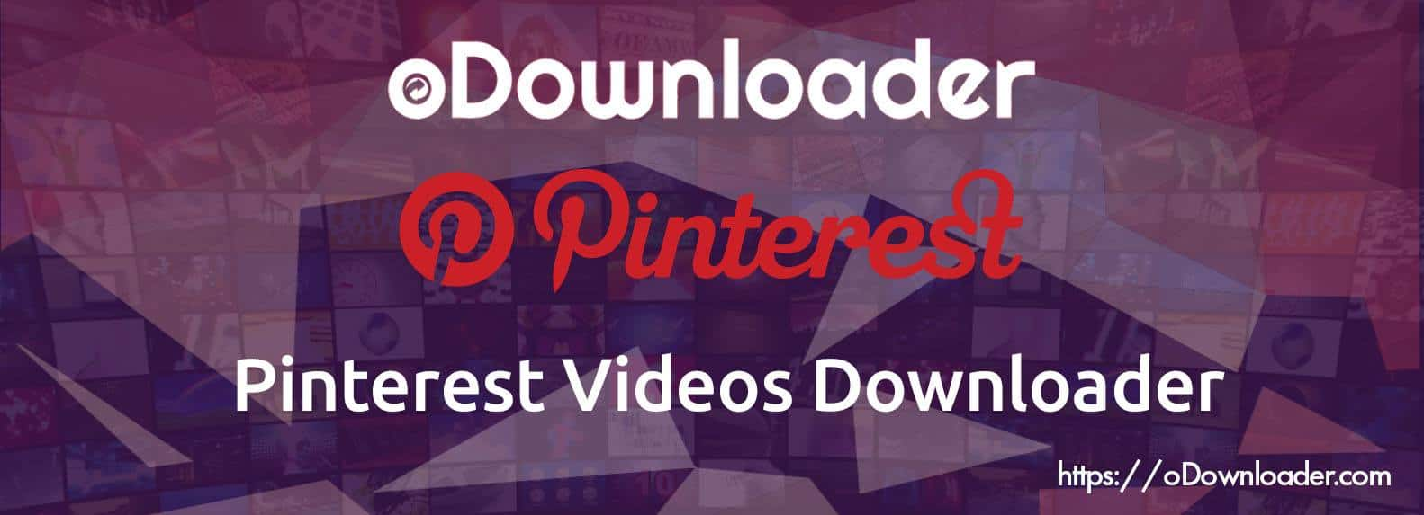 Pinterest Video Downloader Online