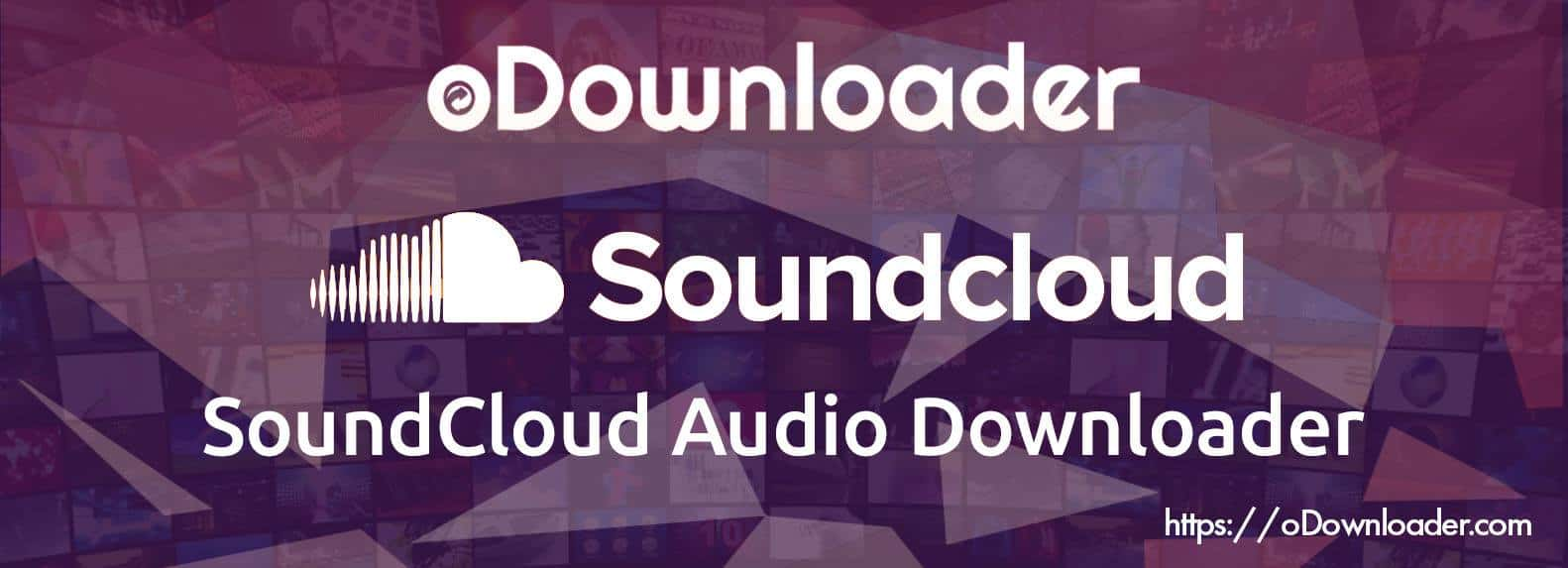 Soundcloud audio downloader