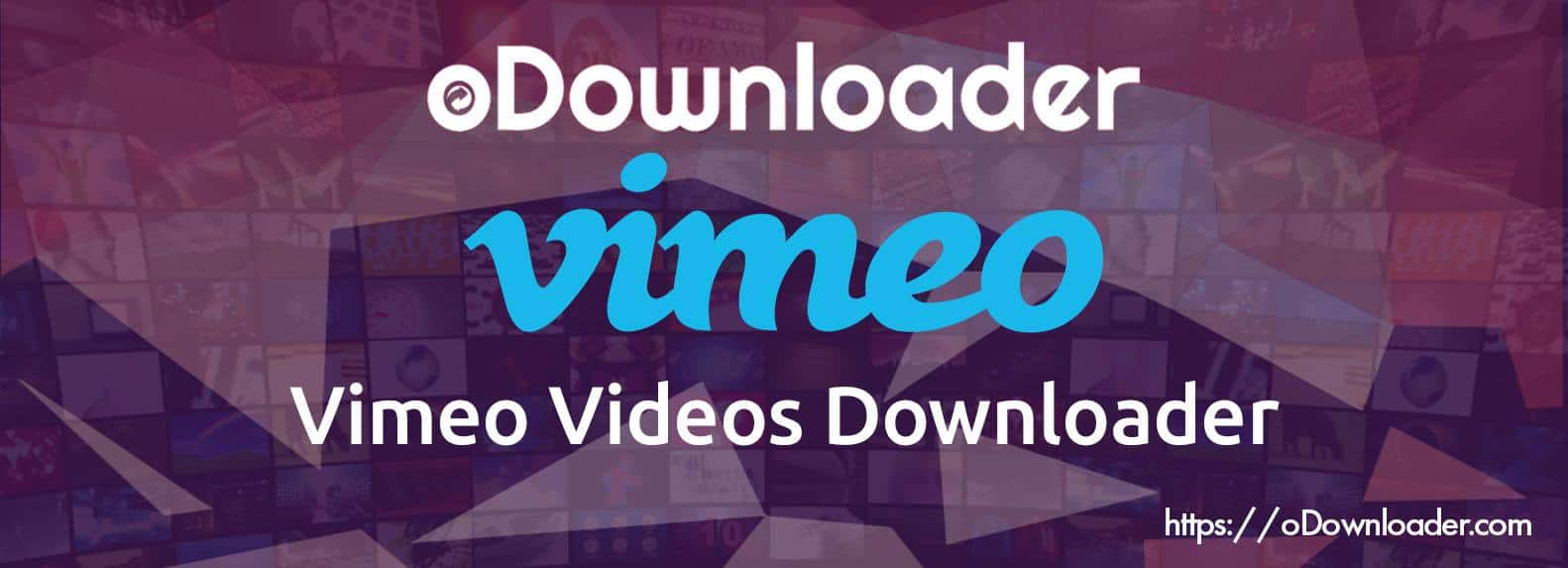 Vimeo Videos Downloader